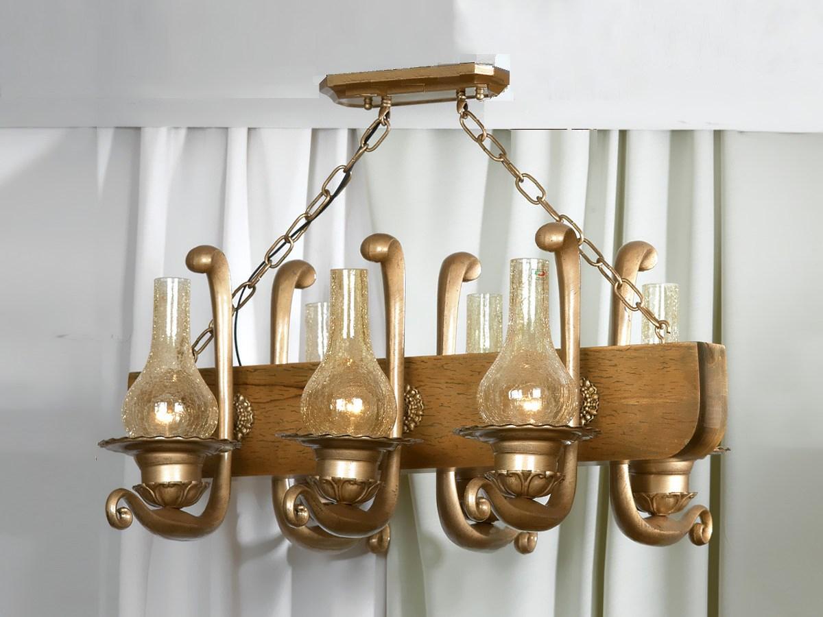 Люстры и светильники для интерьеров 24